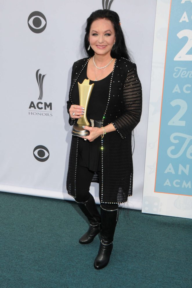 Crystal Gayle - 10th Annual ACM Honors at the Ryman Auditorium in Nashville