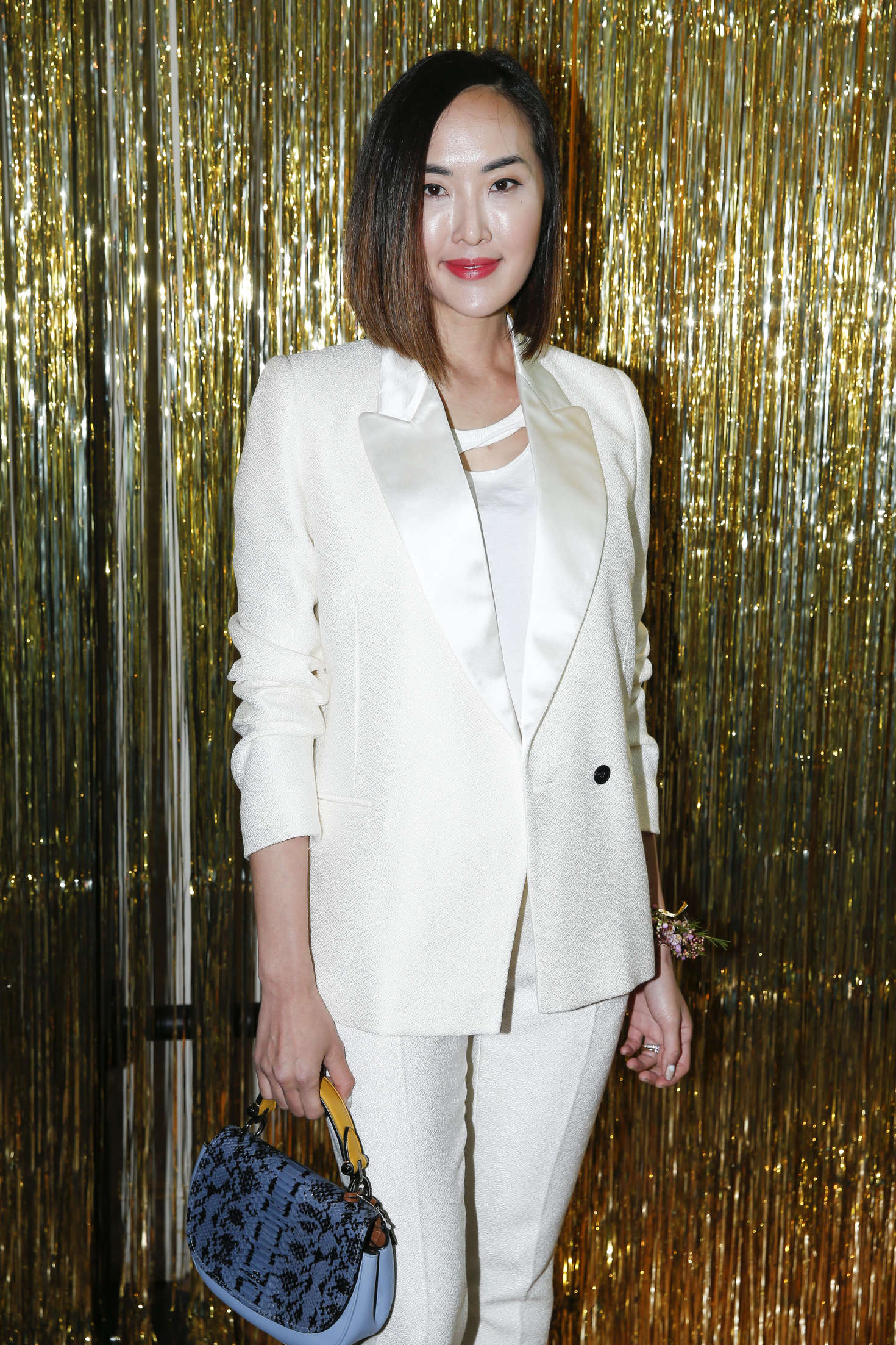 Crystal Lim - Coach Party 2016 in Paris