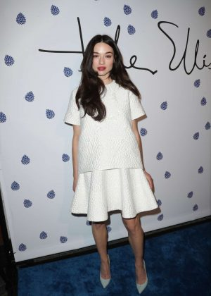 Crystal Reed - Tyler Ellis Celebrates 5th Anniversary in West Hollywood