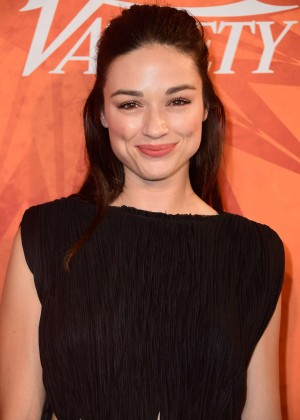 Crystal Reed - Variety And Women in Film Annual Pre-Emmy Celebration 2015 in West Hollywood
