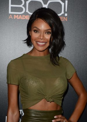 Crystle Stewart - 'Boo! A Madea Halloween' Premiere in Hollywood
