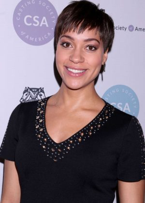 Cush Jumbo - 2018 Artios Awards in LA