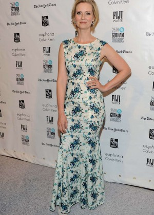 Cynthia Nixon - The 25th IFP Gotham Independent Film Awards in NY