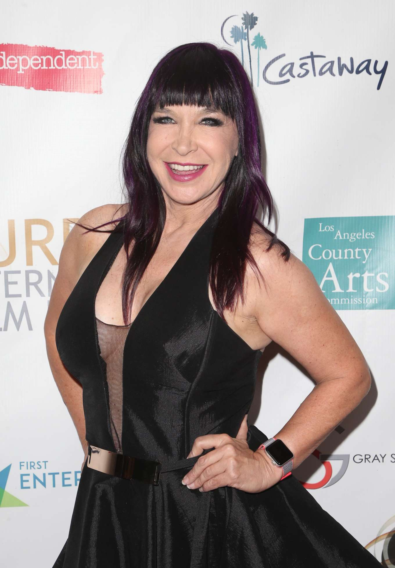 Cynthia Rothrock - 11th Annual Burbank International Film Festival Opening Night in Burbank