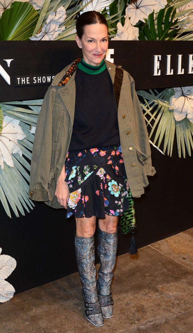 Cynthia Rowley - E!, Elle and Img Host Kickoff Party in New York