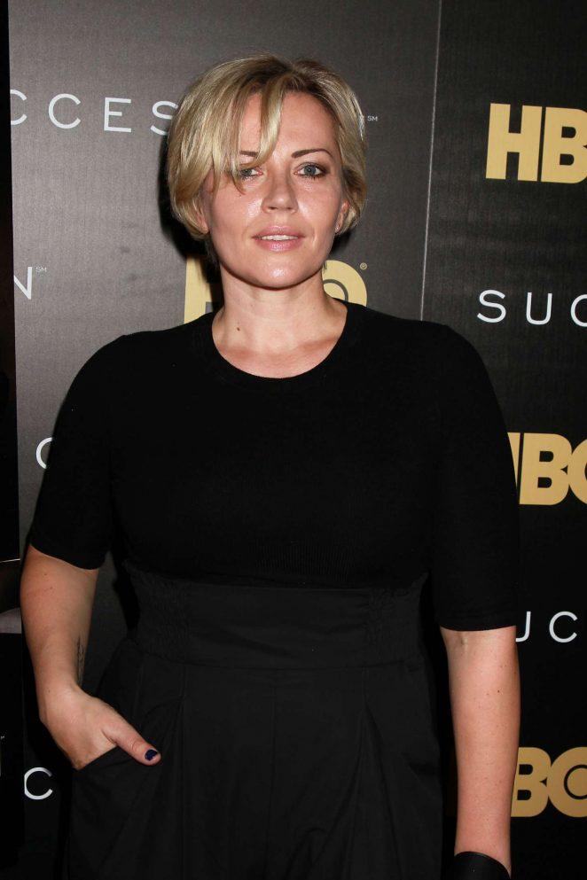 Dagmara Dominczyk - 'Succession' TV Show Premiere in New York