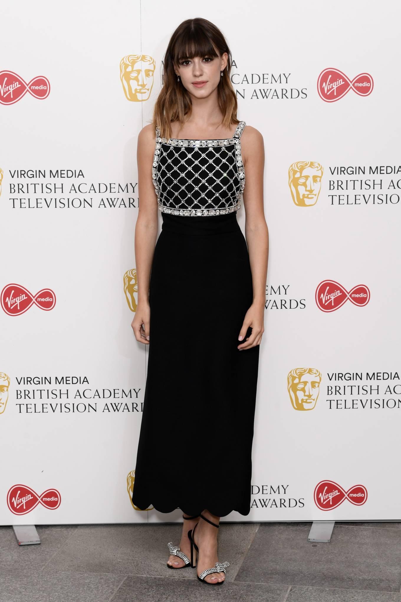 Daisy Edgar-Jones - Virgin Media TV BAFTA Awards 2020 - London
