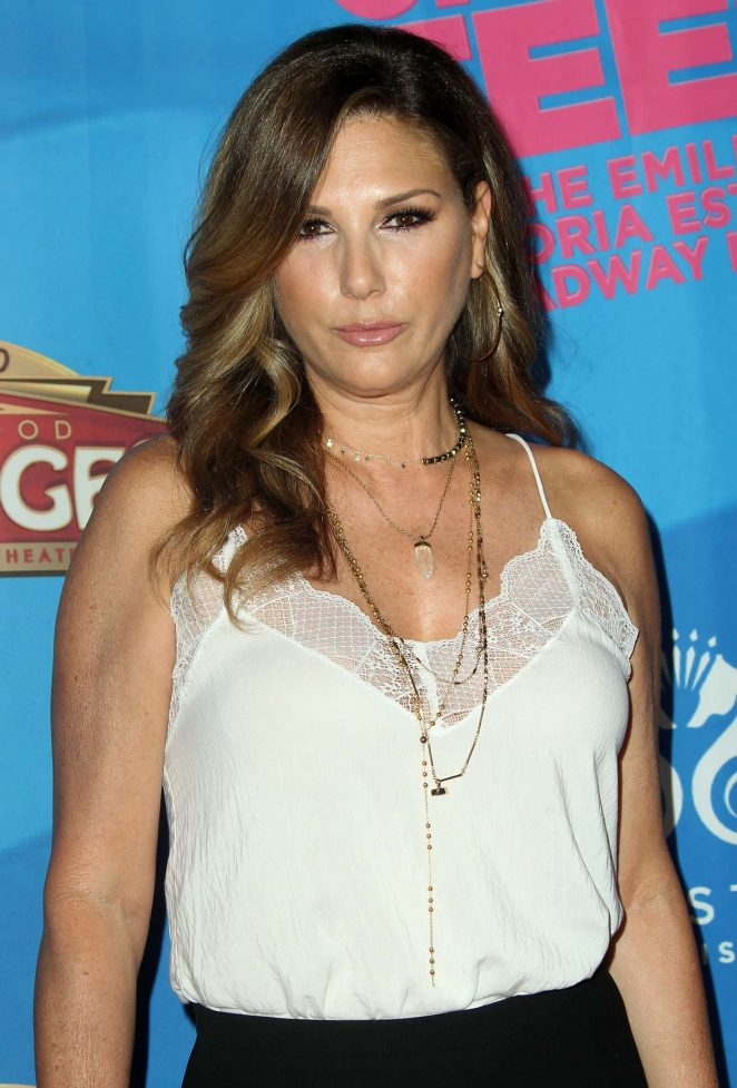 Daisy Fuentes - 'On Your Feet' Premiere in Hollywood