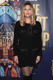 Daisy Fuentes - The Last Ship Musical Opening Night in Los Angeles