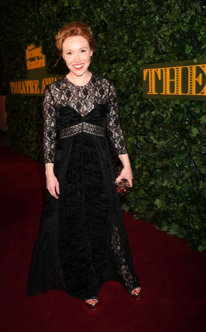 Daisy Lewis - Evening Standard Theatre Awards 2016 in London