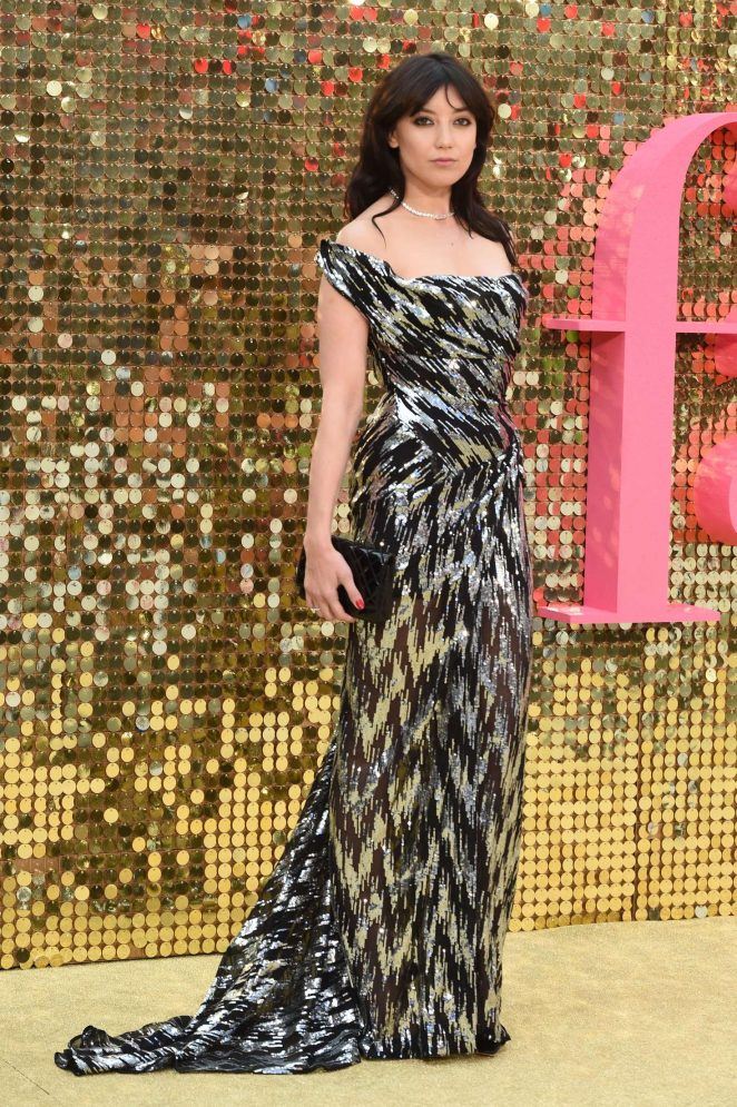 Daisy Lowe – 'Absolutely Fabulous: The Movie' Premiere in London