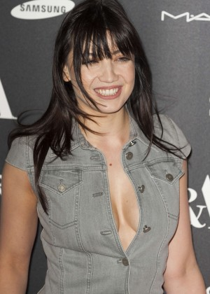Daisy Lowe - Alexander McQueen: Savage Beauty VIP Private View in London