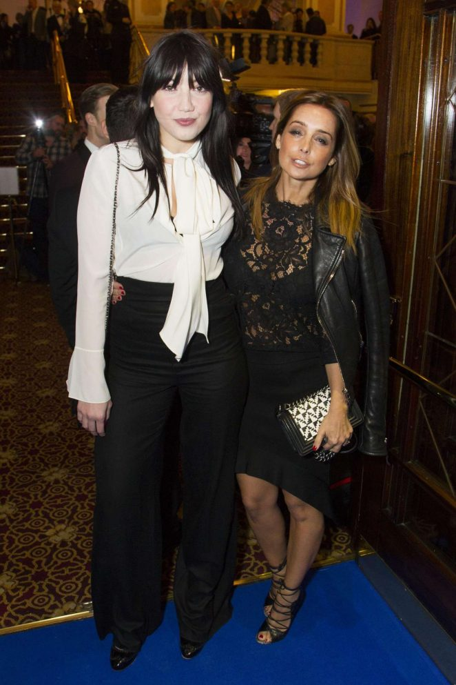 Daisy Lowe and Louise Redknapp - An American in Paris Press Night in London