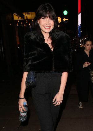 Daisy Lowe at Picturehouse Central in London