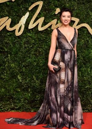 Daisy Lowe - British Fashion Awards 2015 in London