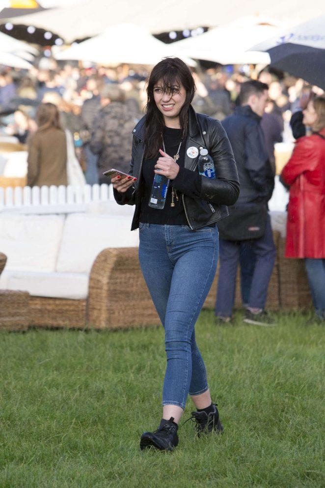 Daisy Lowe: British Summer Time Festival 2016 -09