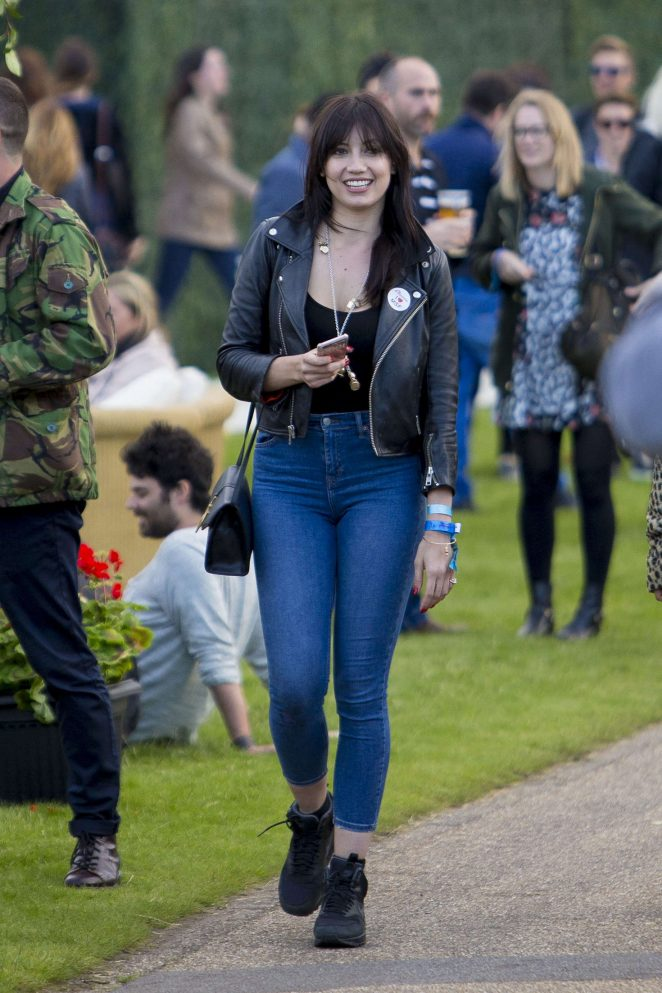 Daisy Lowe: British Summer Time Festival 2016 -11