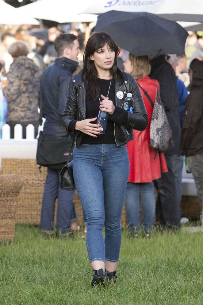 Daisy Lowe: British Summer Time Festival 2016 -12