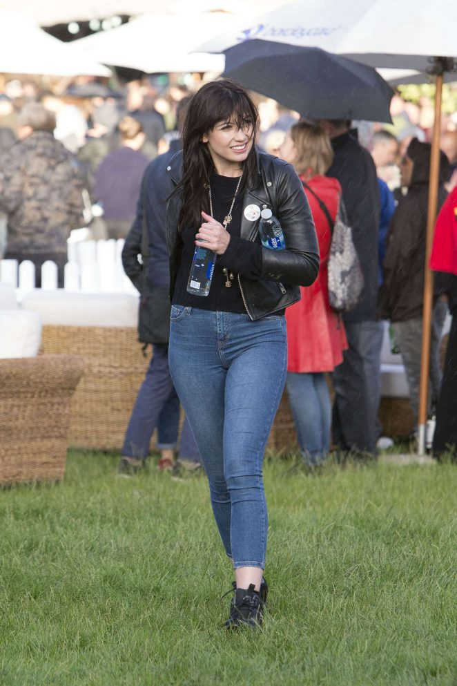 Daisy Lowe: British Summer Time Festival 2016 -14