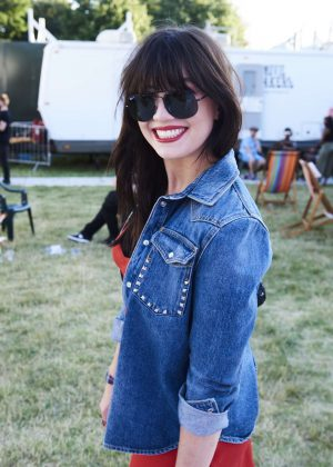 Daisy Lowe - British Summer Time Festival 2017 in London