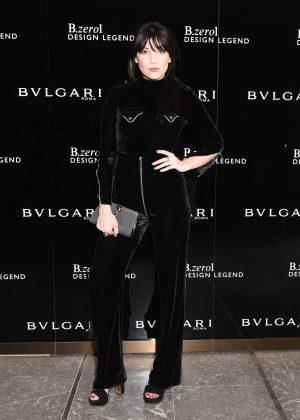 Daisy Lowe - Bvlgari B.ZERO1 Design Legend Collection in NYC