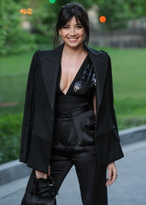 Daisy Lowe - Calvin Klein Collection Celebrates of 'Creative Time's Drifting in Daylight Art in Central Park' in NY