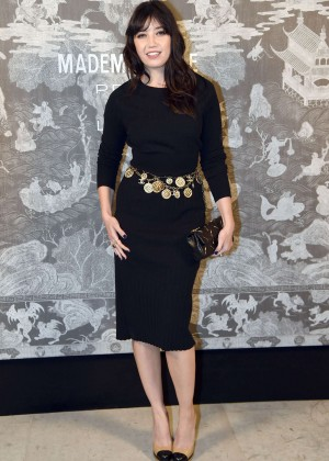 Daisy Lowe - Chanel Exhibition Party in London
