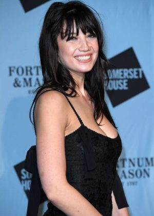 Daisy Lowe - Fortnum and Mason VIP Launch Party in London