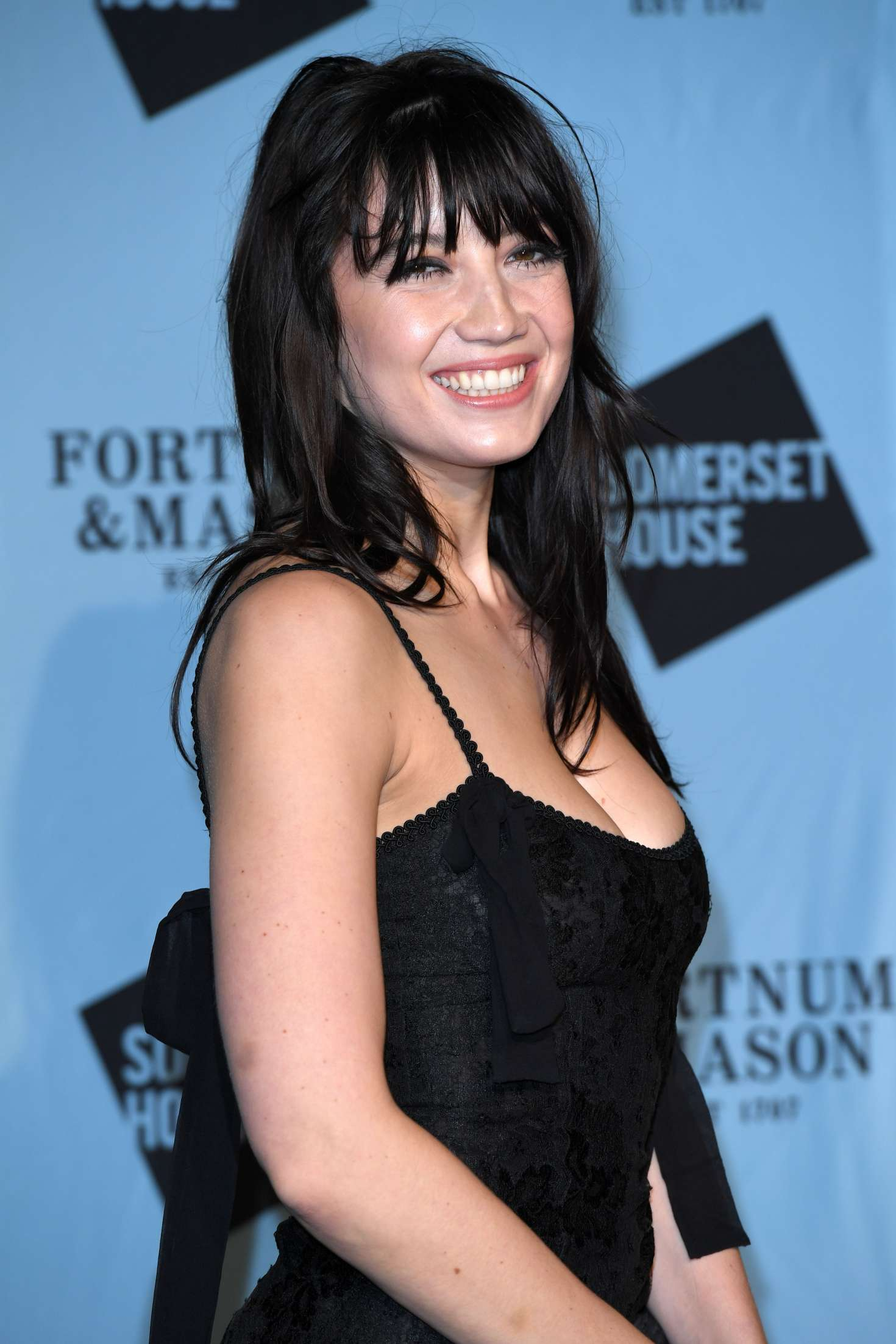 daisy lowe fortnum and mason vip launch party in london