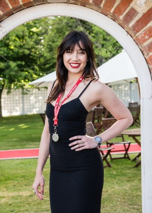 Daisy Lowe: Goodwood Festival of Speed -03