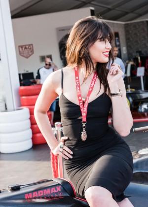 Daisy Lowe: Goodwood Festival of Speed -04
