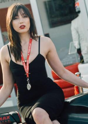 Daisy Lowe: Goodwood Festival of Speed -05