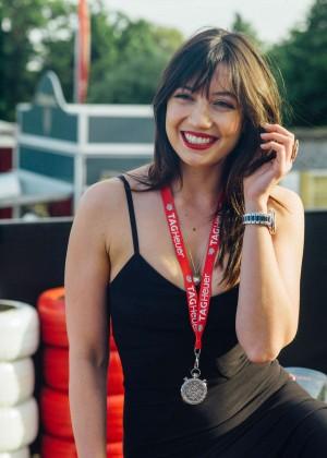 Daisy Lowe: Goodwood Festival of Speed -09