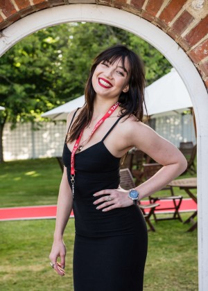 Daisy Lowe: Goodwood Festival of Speed -11