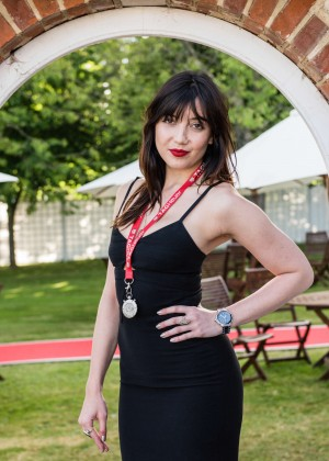 Daisy Lowe: Goodwood Festival of Speed -14
