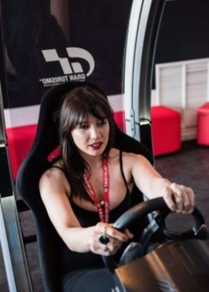 Daisy Lowe: Goodwood Festival of Speed -15