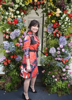 Daisy Lowe: Gounden Flagship Store Opening -03