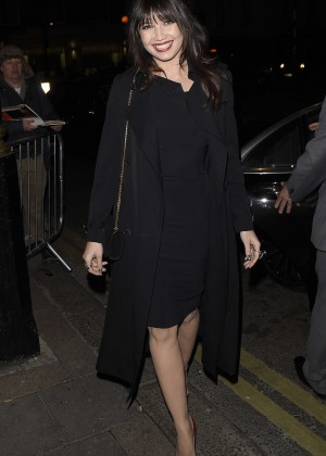 Daisy Lowe - Harvey Weinstein's BAFTA Dinner in London