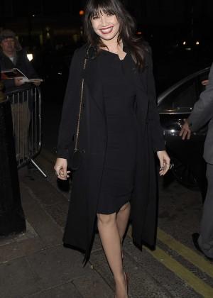 Daisy Lowe - Harvey Weinstein's BAFTA Dinner in London