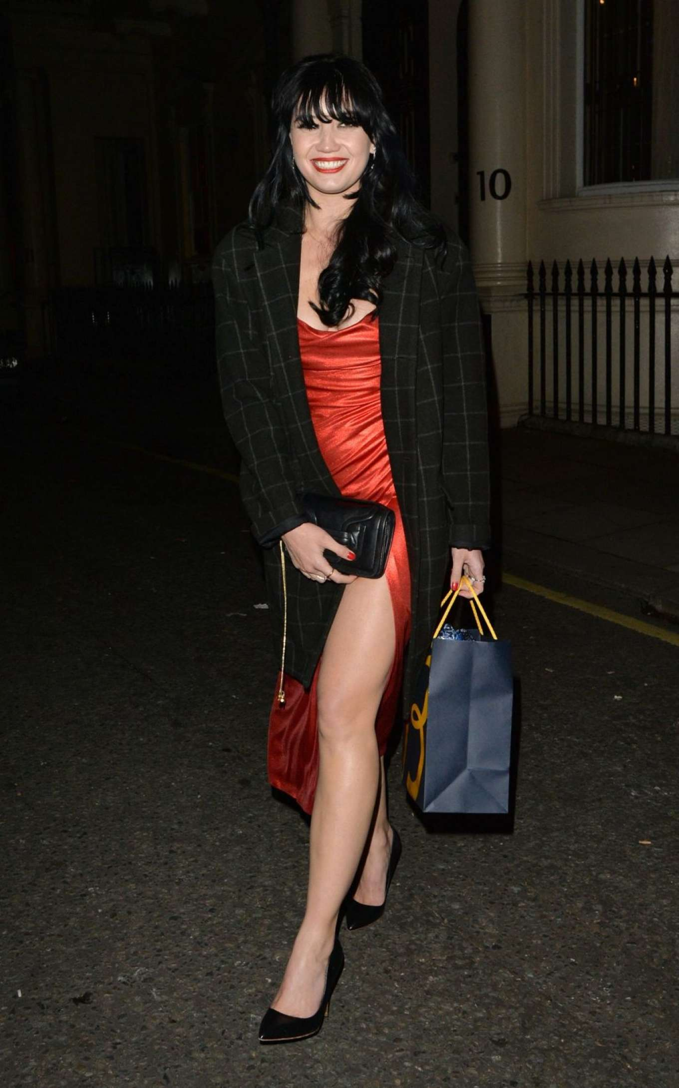 Daisy Lowe 2019 : Daisy Lowe – Leaves the Esquire Townhouse Launch in Mayfair-01