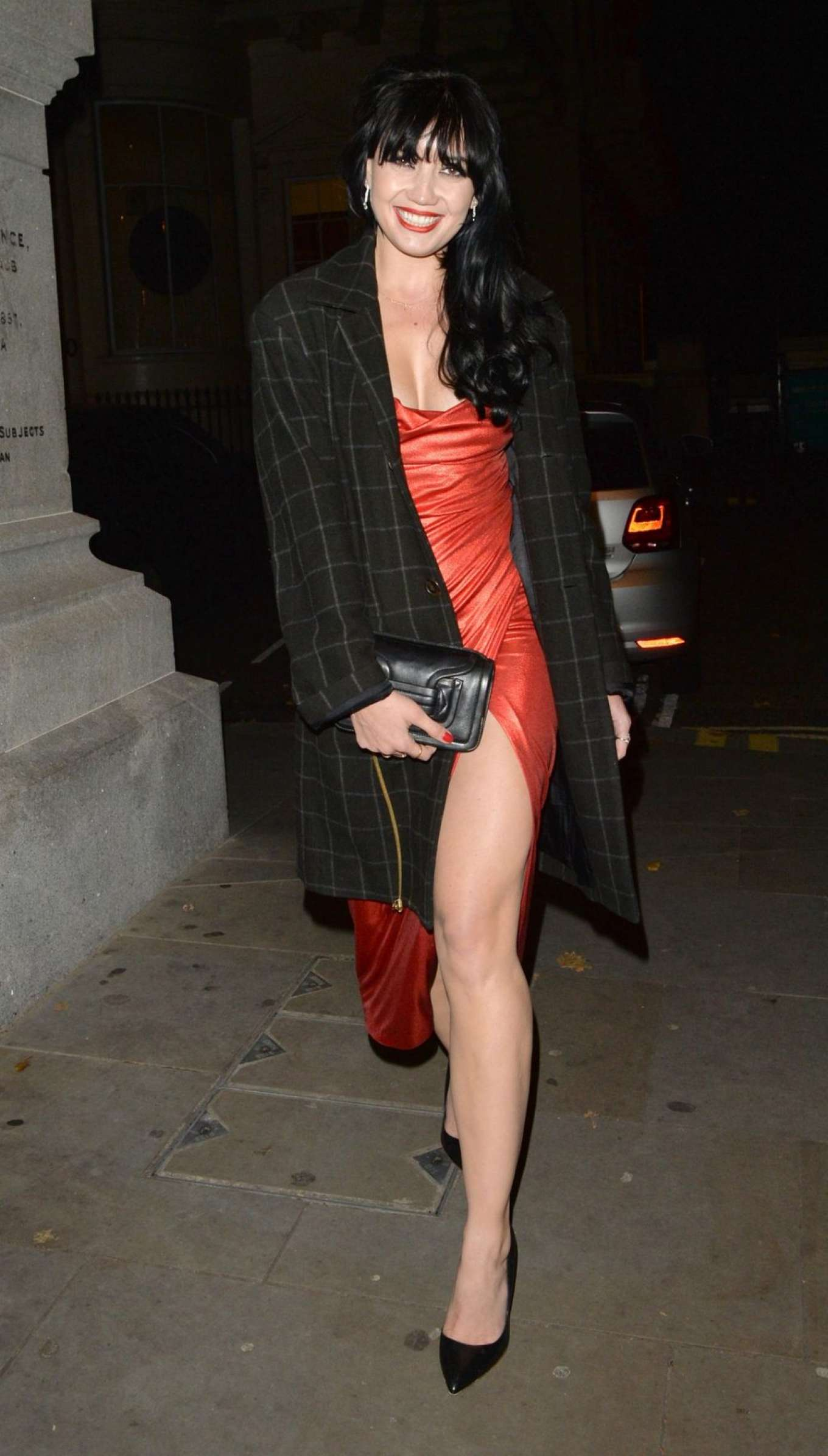 Daisy Lowe 2019 : Daisy Lowe – Leaves the Esquire Townhouse Launch in Mayfair-04