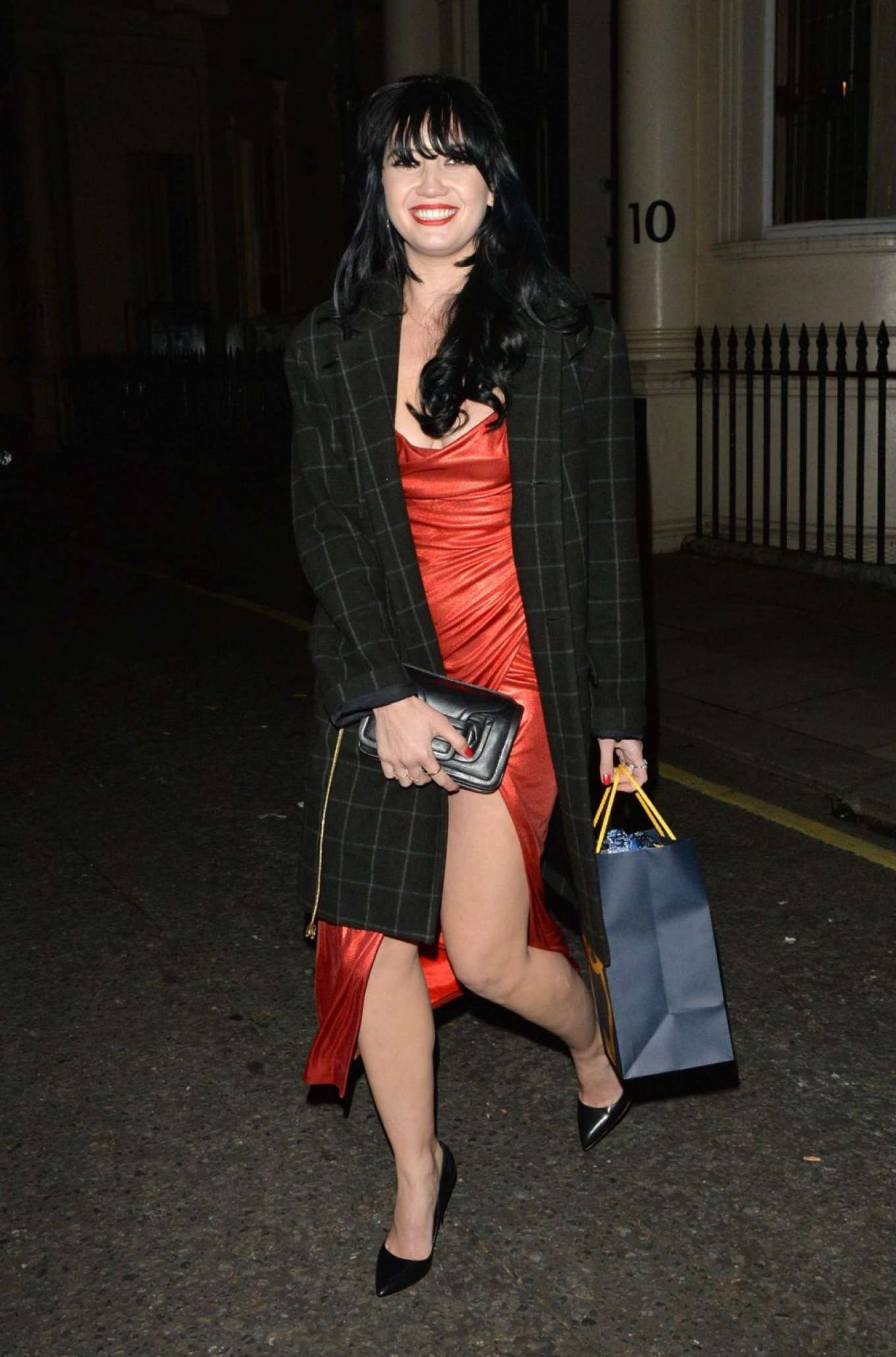 Daisy Lowe 2019 : Daisy Lowe – Leaves the Esquire Townhouse Launch in Mayfair-09