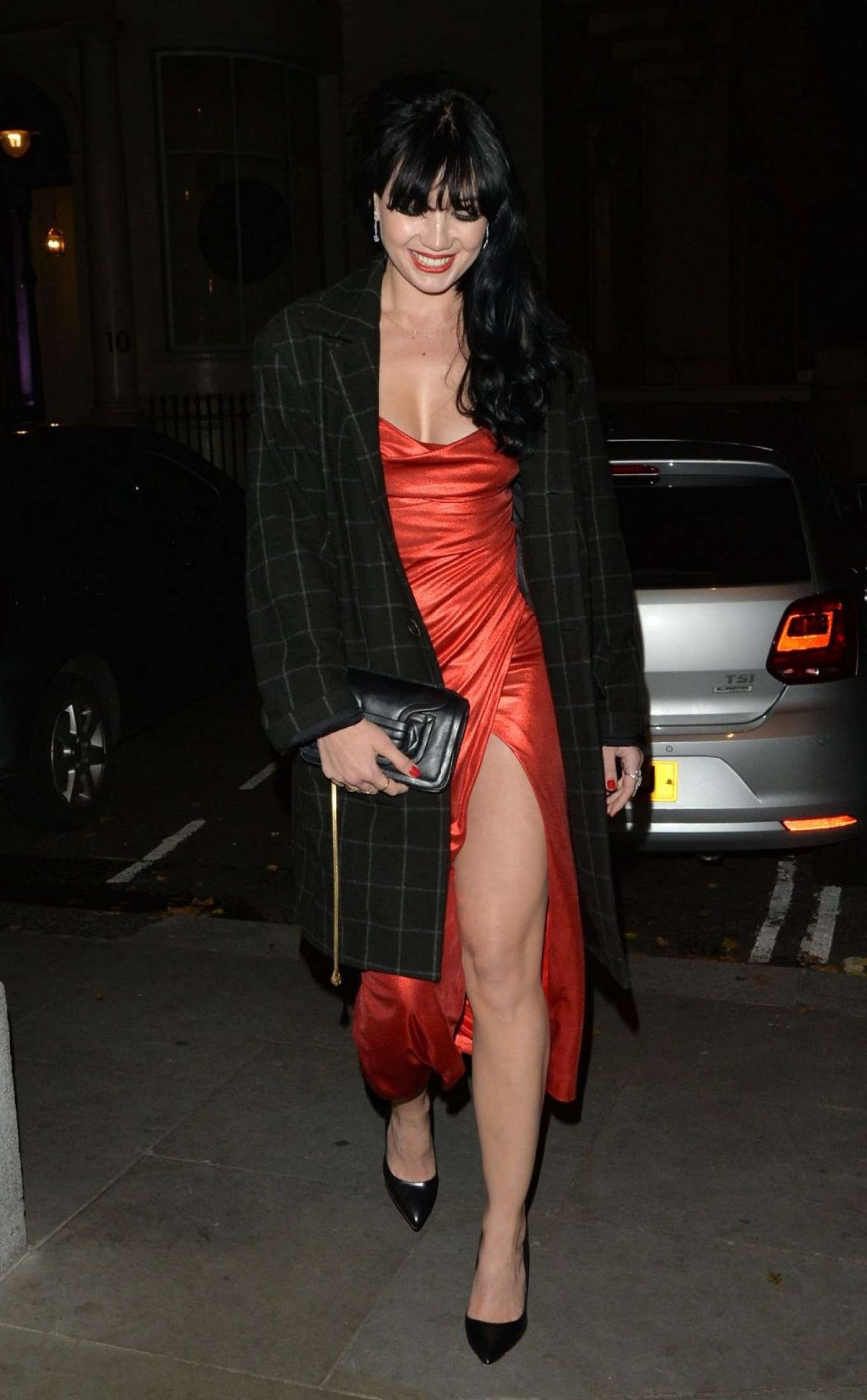 Daisy Lowe 2019 : Daisy Lowe – Leaves the Esquire Townhouse Launch in Mayfair-10