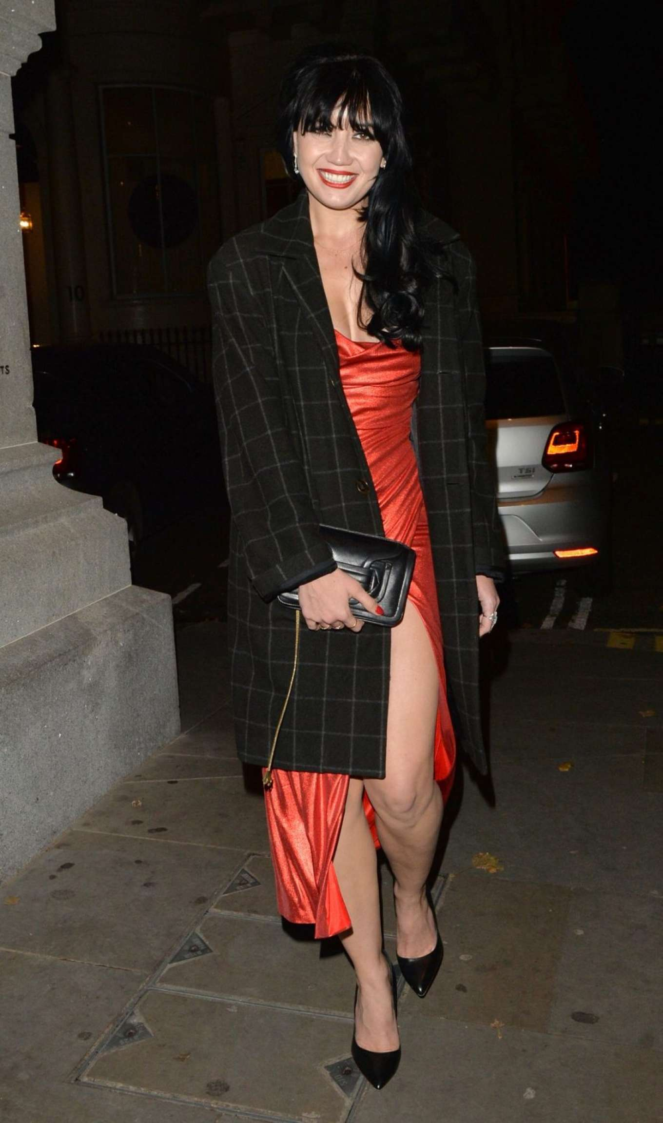 Daisy Lowe 2019 : Daisy Lowe – Leaves the Esquire Townhouse Launch in Mayfair-14