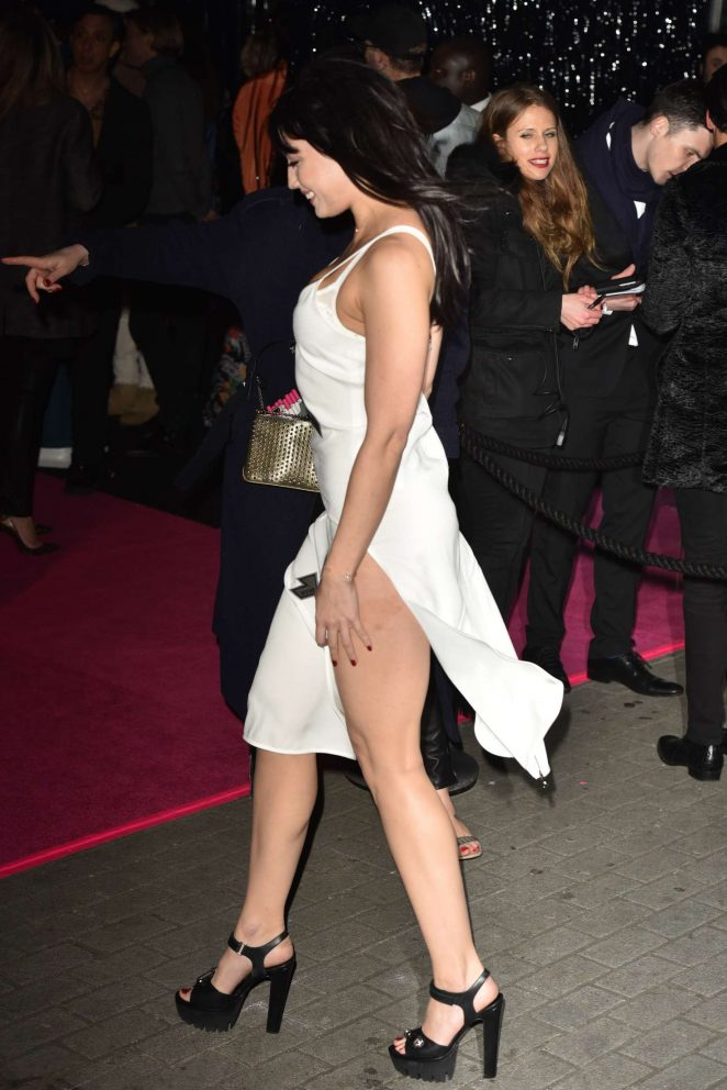 Daisy Lowe: Maybelline Bring on the Night Party 2017 -11