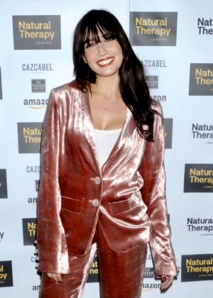 Daisy Lowe - 'Natural Therapy' Party in London