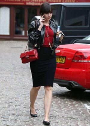 Daisy Lowe Out in London