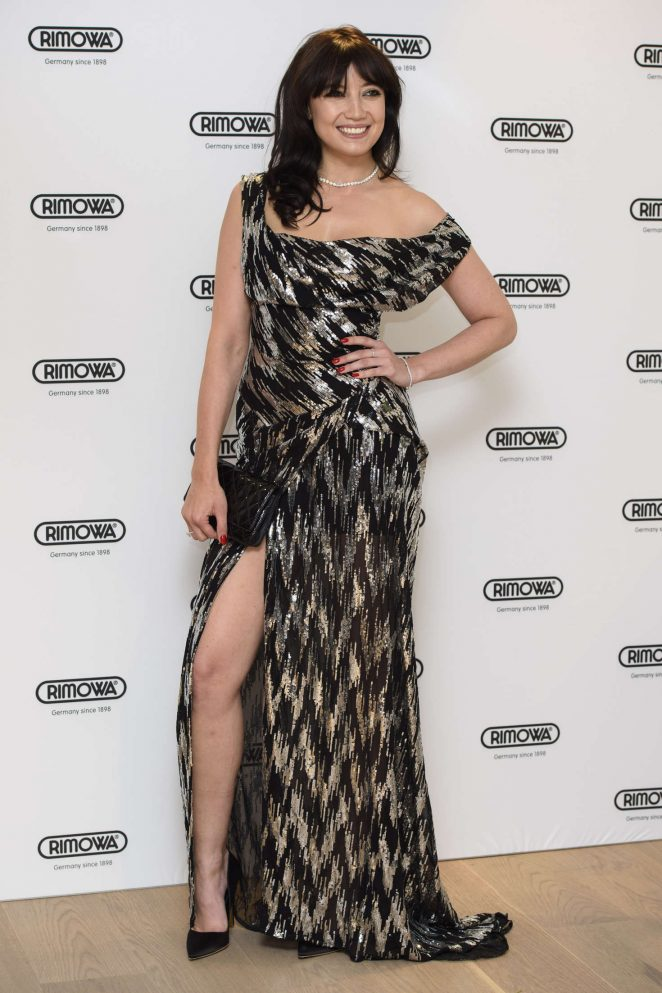 Daisy Lowe - RIMOWA Store Opening in London