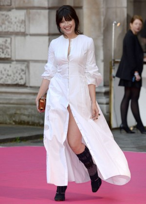 Daisy Lowe - Royal Academy of Arts Summer Exhibition in London