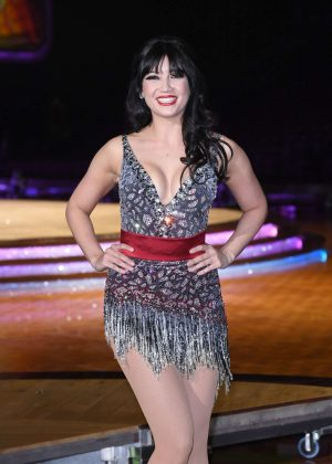 Daisy Lowe - Strictly Come Dancing Photocall in Birmingham